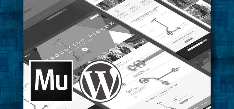 Adobe Muse и WordPress. Когда это хорошо?
